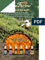Herbal Bath Body Oils