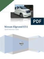 E51 Quick Reference Guide