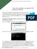 Formatear Usb Cmd Diskpart