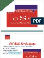 OSS Presentation