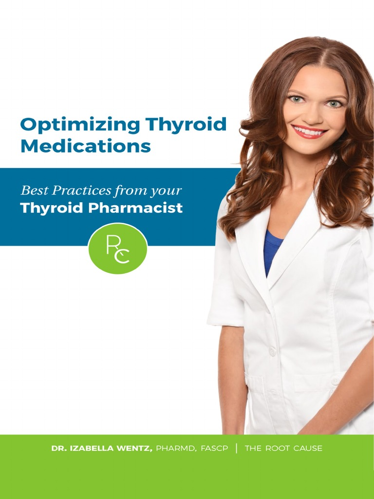 Optimizing Thyroid Medications Ebook V05 Final 1