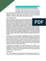 (Modelo Agroexportador) a- Ingenios Azucareros, Minería, Ferrocarriles y Promoción Industrial