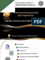 01 Big Data Tendencias Del Análisis de Datos