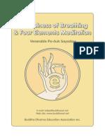 Mindfulness of Breathing & Four Elements Meditation.pdf