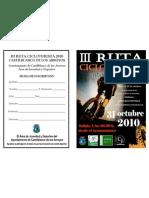 Diptico III Cicloturista Castilblanco de los Arroyos (pág.1)