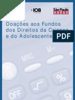 incentivo fiscal[1] CRIANÇA E ADOLESCENTE