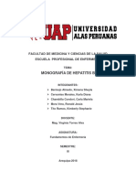 Monografia Hepatitis B (1)