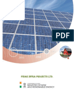 15 Kw New Pinak Infra Projects Ltd.