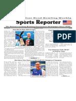 November 14 - 20, 2018  Sports Reporter