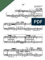 Bach - Air