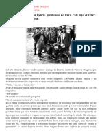 A Jornada de Ernesto e Alberto Granado_ Diários de Motocicleta. _ Museu Virtual Comandante Ernesto Che Guevara