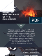 1.1 National Service Training Progam Geographic Hazards and Disaster Risk Profiles of the Philippines Report