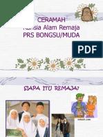 PSIKOLOGI REMAJA PRS  BONGSU MUDA.pptx