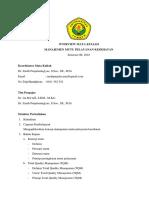 Overview Mata Kuliah