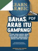 Ebook bahasa Arab gampang
