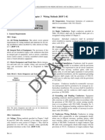 NEC Chapter 3 Wiring Methods