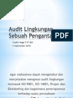Kuliah 1 Audit LH