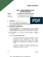 5.- Calidad Del Concreto Hidralico