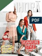 Senhora Magazine (September Issue)