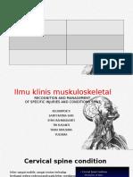 Ilmu Klinis Muskuloskeletal Fix.pptx [Autosaved]