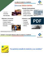 Materia y Medicion (QUIMICA)