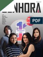 Senhora Magazine (October Issue )