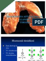 Patologia Glandei Tiroide