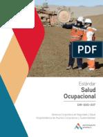 Antofagasta Minerals Sso Estandares Salud Ocupacional