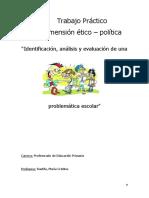 Trabajo Practico Nº 2 Dimension Etico Politica