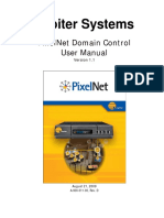 PixelNet Domain Control User Manual