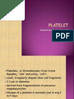 Platelet.pptx