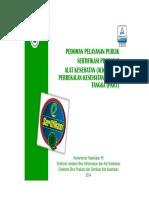 Pedoman Pelayanan Publik Sertifikasi Produksi Alkes dan PKRT.pdf