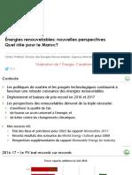 RE Nouvelles Persp Maroc Philibert AIE