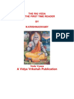 Libro The Rig Veda. For The First Time Reader.pdf
