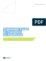 Vulnerable Youth in Transition, Practice Examples