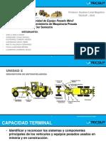 Productividad de Tractores y Motoniveladoras 2017-1