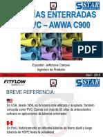 01. Presentación - Tuberías Enterradas AWWA C900_4 (003)