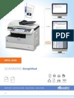 MFX2590 Brochure