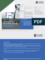 Folleto Curso Auditoría y Control de Las Operaciones de La Empresa