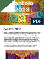 Xantolo 2018