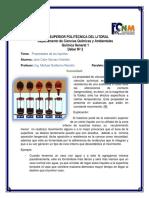 Consulta de Quimica General
