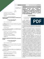 Decreto Supremo Nº 009-2017-MINAGRI
