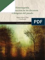 Libro Historiografías, arqueología de Jalisco