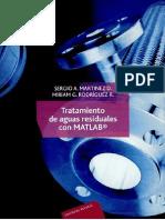 Tratamiento de aguas residuales con MATLAB By Sergio Alejandro Martínez Delgadillo