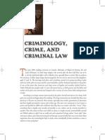 Crime & Crimnology