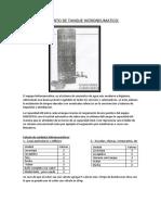 Dimensionamiento de Tanque Hidroneumatico