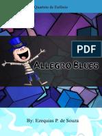 Alegro Blues for Tuba Quartet