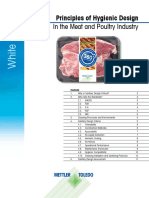 Principles of Hygienic Design in the Meat and Poultry Industry White Paper
