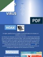 Presentacion de Tipos de Virus