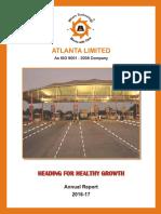 Ashoka Viniyog Annual Report 2016-17